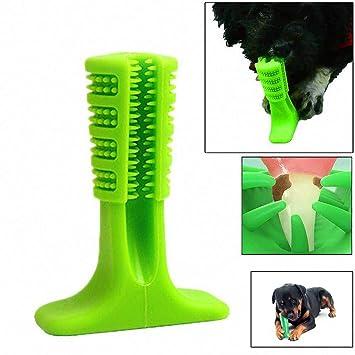 Haol Juguete para Masticar Cepillo De Dientes para Mascotas Bristly Brushing Stick Dog Grind Dientes Masticar Mordedura Juguete Higiene: Amazon.es: ...