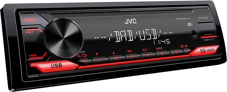 JVC KD-X172DB USB-Autoradio mit DAB+