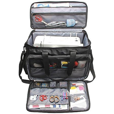 020cb9db35 Luxja Sewing Machine Bag