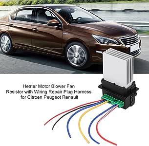Resistencia del motor del ventilador del calefactor, resistencia ...