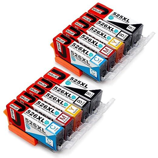 4 opinioni per JETSIR Compatibile Cartucce d'inchiostro