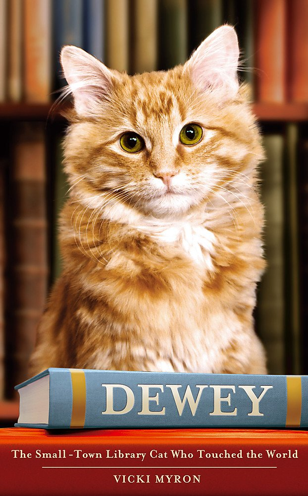 Dewey: A Small Town, a Library and the World's Most Beloved Cat