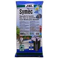 JBL Symec Ouate filtrante 1000g, Ouate filtrante pour filtre d'aquarium contre toutes les turbidités de l'eau