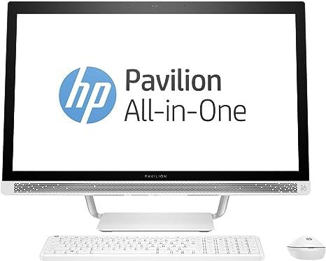 HP Pavilion All-in-One - Ordenador de sobremesa todo en uno (Intel ...