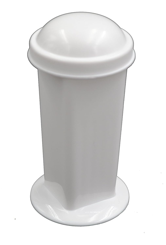 Polypropylene Staining Coplin Jar Holds 5-10 Slides Eisco Labs