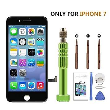 iPhone 7 - Kit herramientas destornilladores para desmontaje y ...