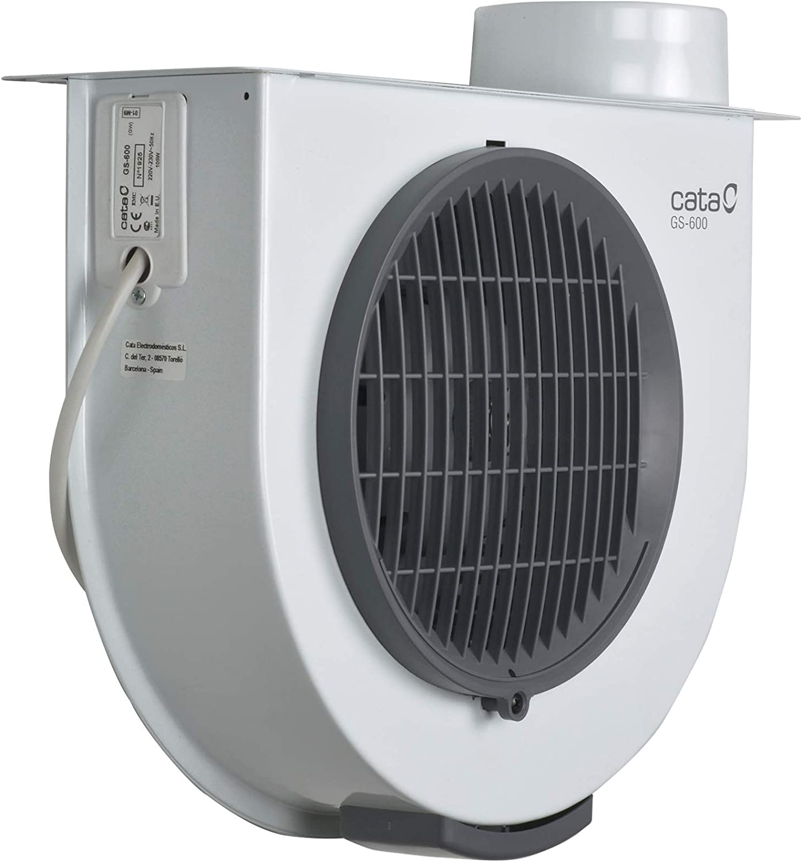 Cata | Extractor de humos para cocinas | Modelo GS 600 | Extractor ...