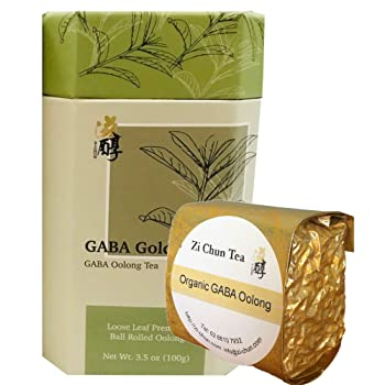 GABA Gold Stress Relief Tea