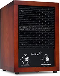 Ivation 5-in-1 HEPA Air Purifier & Ozone Generator