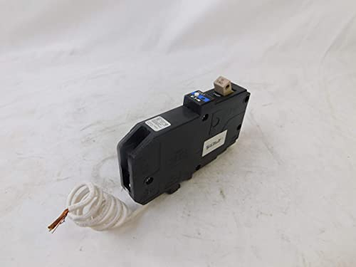 Eaton Cutler Hammer 15 Amp Single Pole Dual Function Arc Fault Ground Fault Breaker