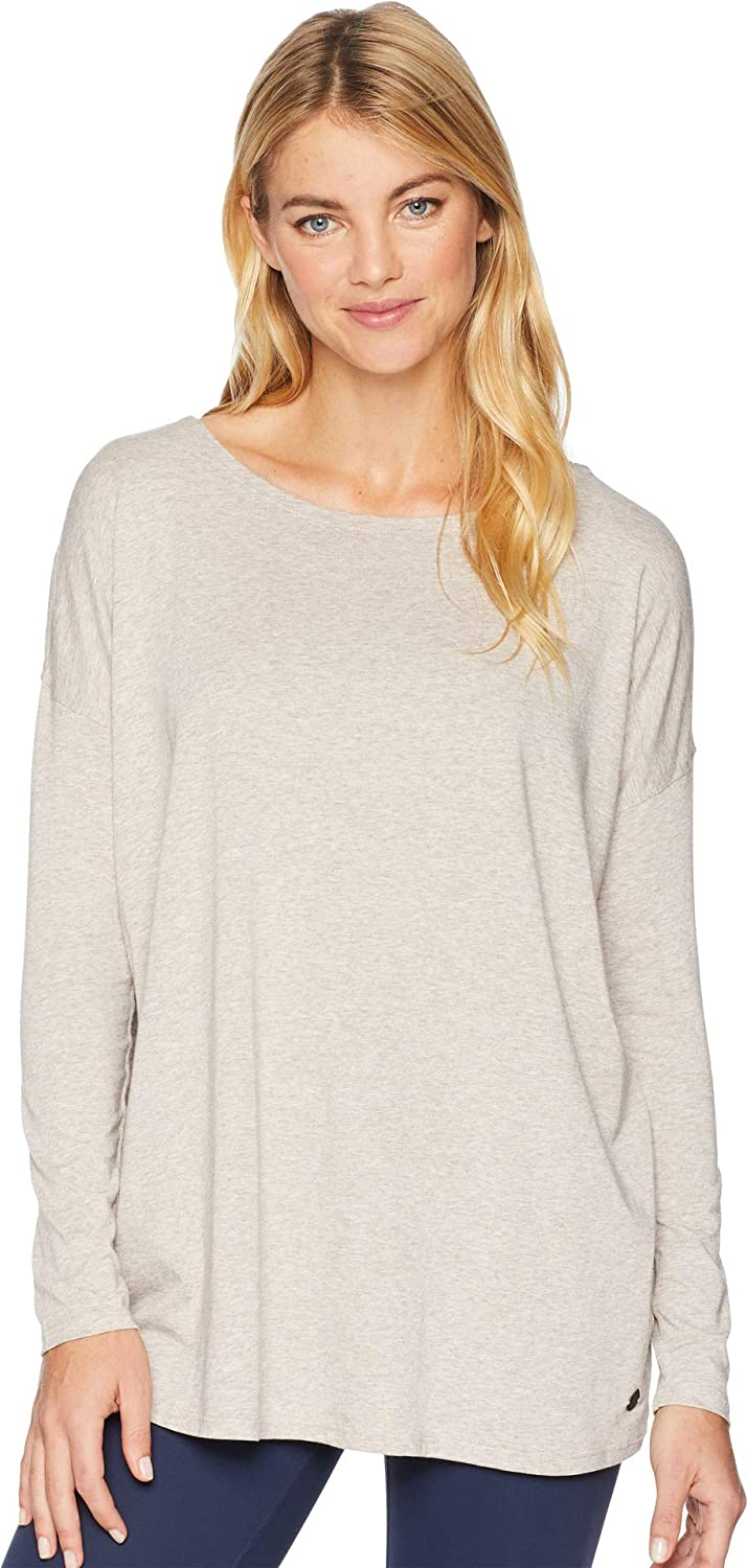 a841afcb898688 tasc Performance Women's Balance Loose Fit Long Sleeve Top at Amazon Women's  Clothing store:
