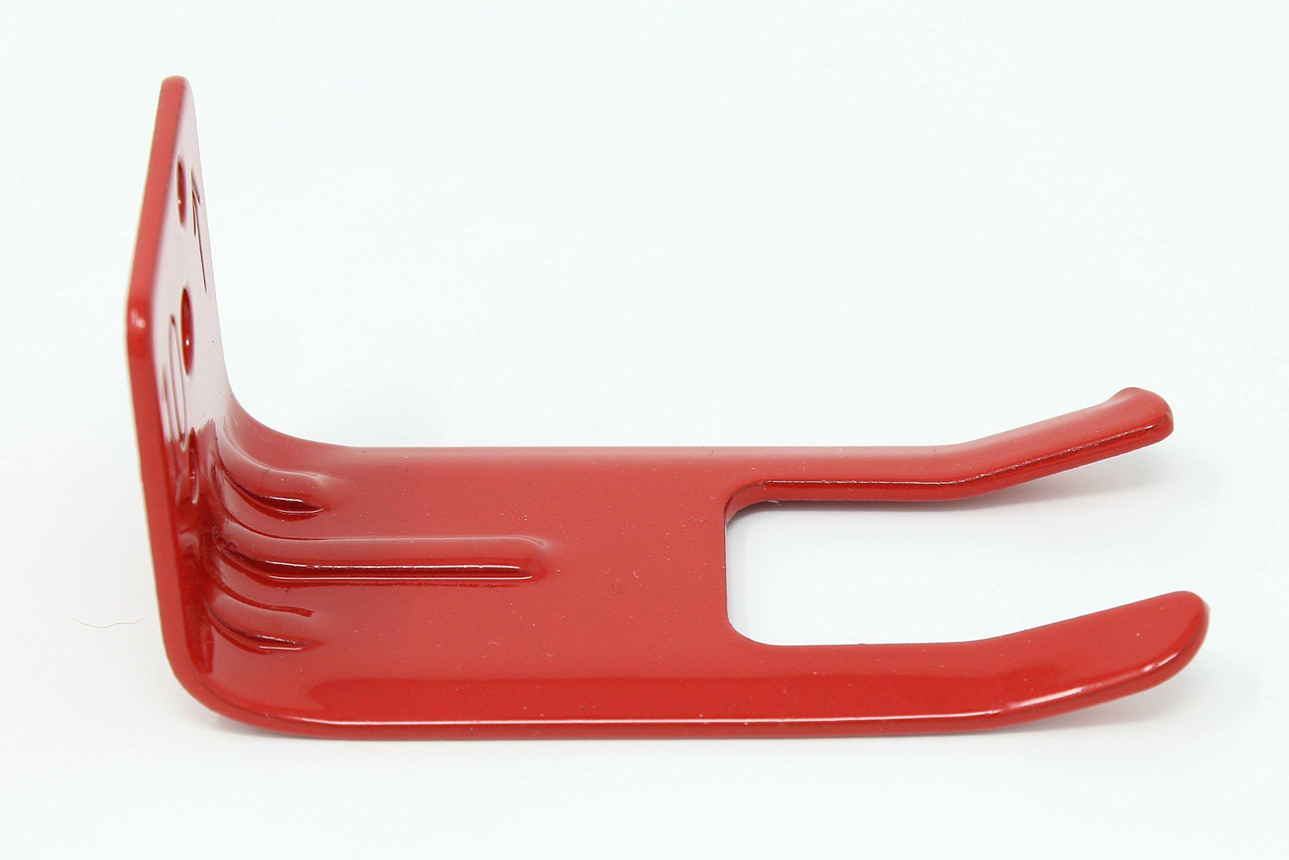 Fire Extinguisher Wall Mount - Fork Style Bracket (3, Large) by Extinguisher Experts (Image #4)