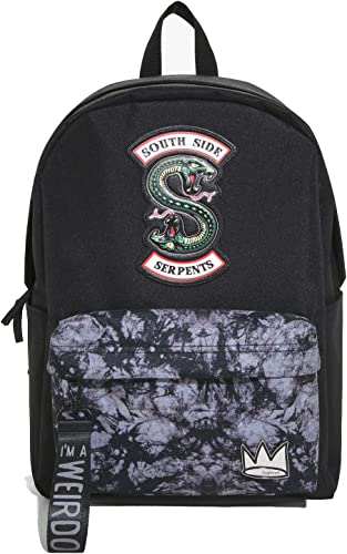 Riverdale Southside Serpents Acid Wash Backpack
