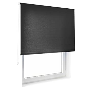 Casa Pura Sichtschutzrollo Lichtdurchlassig Fur Breite Fenster
