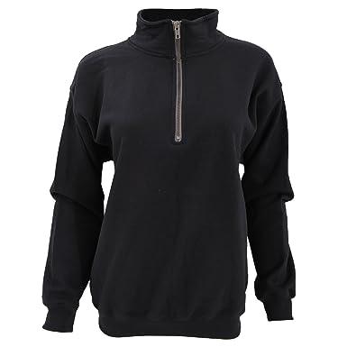Amazon.com: Gildan Adult Vintage 1/4 Zip Sweatshirt Top: Clothing