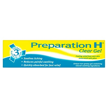 Preparation H - Gel Transparente 50 g