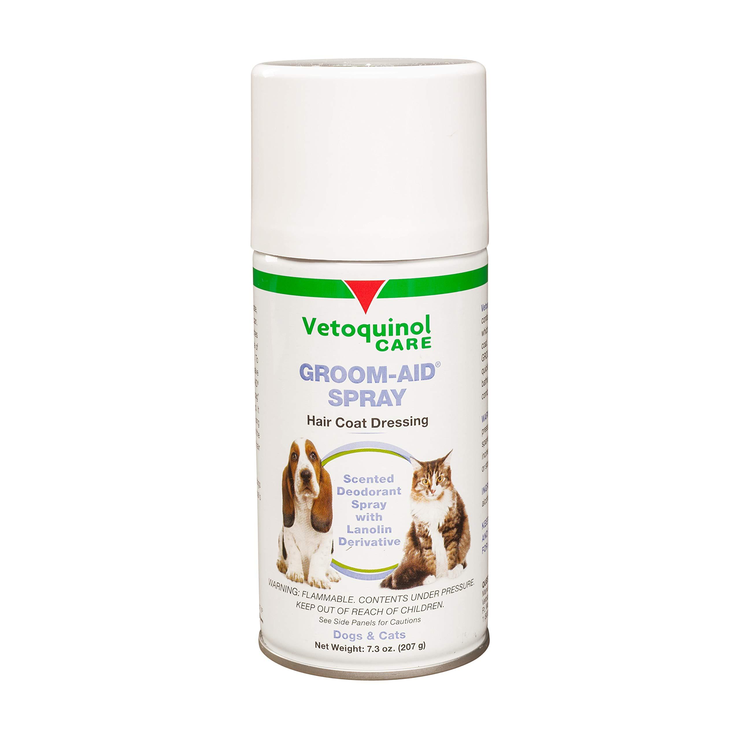 Vetoquinol 411491 Groom-Aid,7 oz by Vetoquinol