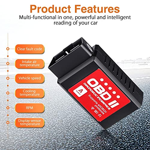 This OBD2 scanner is an essential tool for your car.