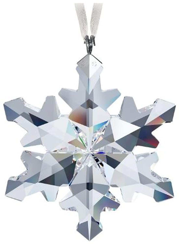 Amazon: Swarovski Crystal 2012 Little Snowflake Ornament: Home & Kitchen