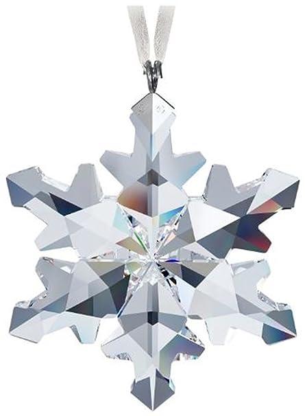 Swarovski Crystal 2012 Little Snowflake Ornament - Amazon.com: Swarovski Crystal 2012 Little Snowflake Ornament: Home
