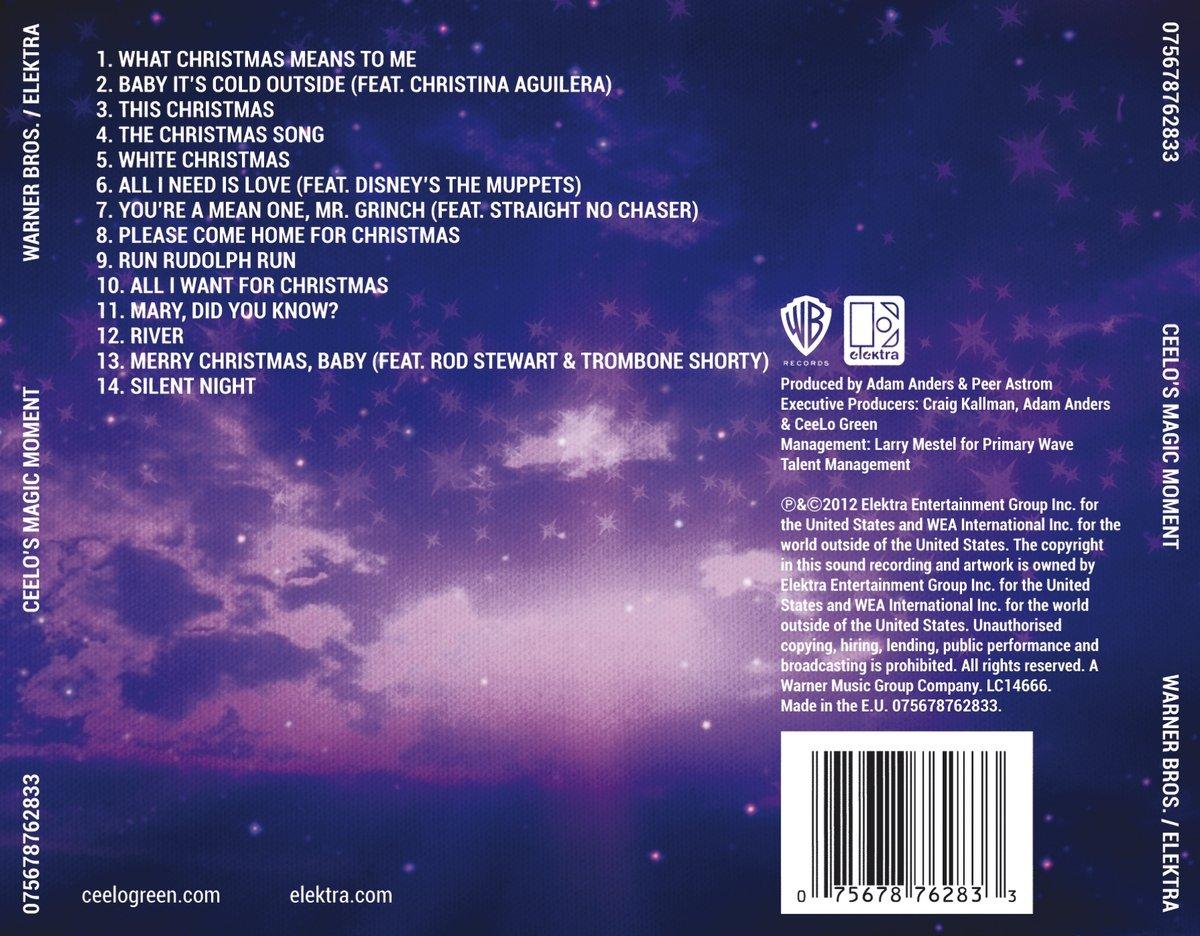 Cee Lo Green - Cee Lo's Magic Moment - Amazon.com Music