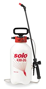 Solo 430-2G 2-Gallon Farm and Garden Sprayer with Nozzle Tips for Multiple Spraying Needs