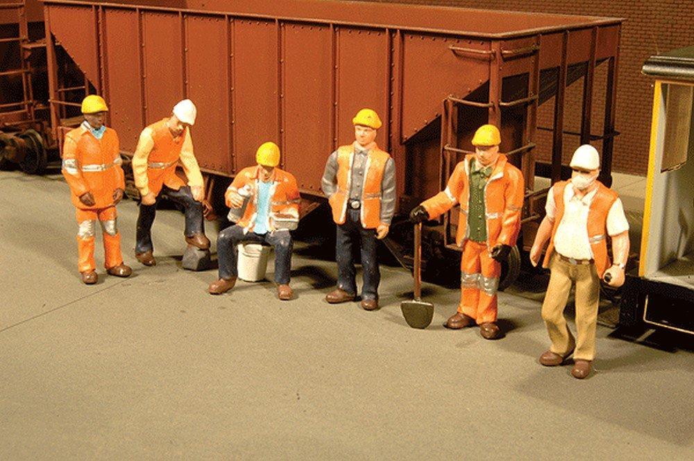 Entrega gratuita y rápida disponible. Bachmann Trenes Trenes Trenes Mantenimiento Trabajadores  barato y de alta calidad