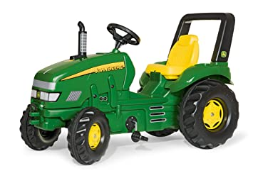 Deere Tractor X John Rolly Fs Cm 035632 Pedales120 Trac A JcTuF13Kl