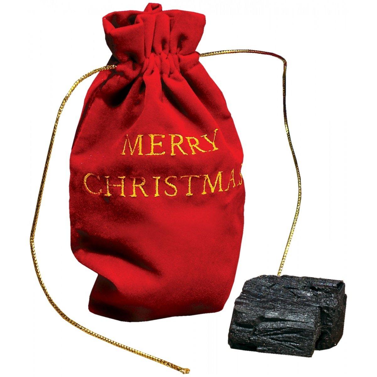 Amazoncom Lump of Coal Costume Accessory Toys  Games