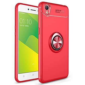 new style e5c3d a29d5 WindCase OPPO A37 / Neo 9 Case, 360 Degree Rotating: Amazon.co.uk ...