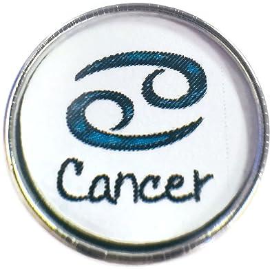 Amazon Cancer Zodiac Sign Horoscope Symbol Cool 18mm 20mm