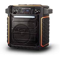 ION Audio Raptor Ultra-Portable 100-watt Wireless Water-Resistant Speaker with 75-hour Rechargeable Battery