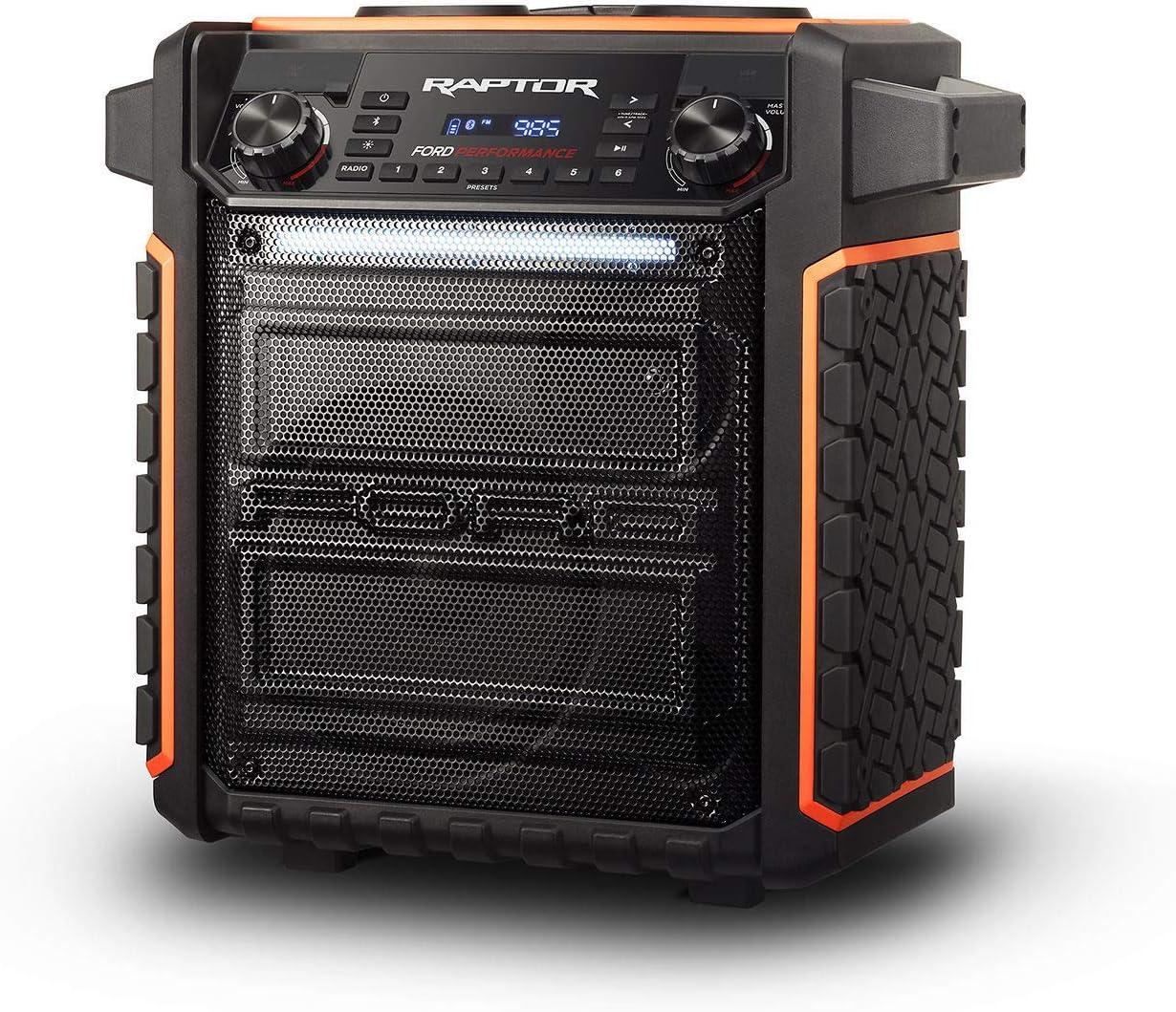 ION Audio Raptor Ultra-Portable 100W Wireless Speaker