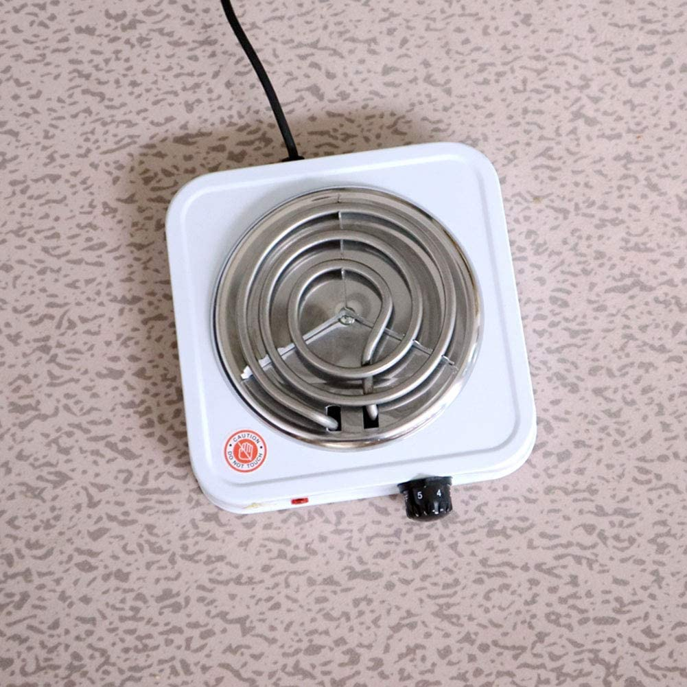 Red tide 500W Electric Stove Hot Plate Burner Travel Cooking Appliances Portable Warmer