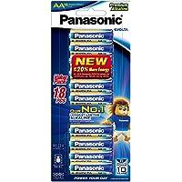 Panasonic Evolta Alkaline Battery, AA, 18 Count