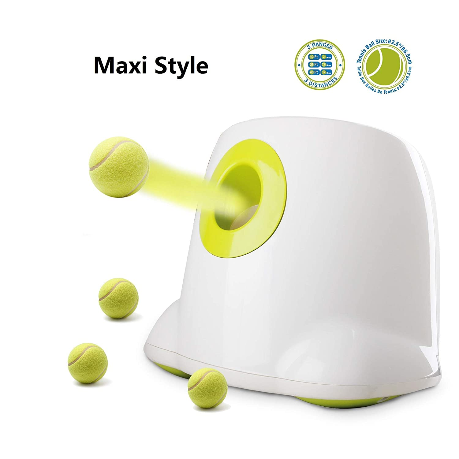 ALL FOR PAWS Hyperfetch Ultimate Throwing Toy (Maxi)