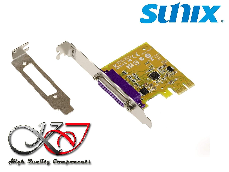 KALEA-INFORMATIQUE Tarjeta de expansión SUNIX PAR6408A PCI Express ...