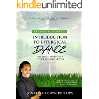 Introduction to Liturgical Dance: 2nd Edition book cover