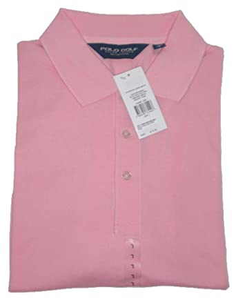 Ralph Lauren POLO POLO GOLF S L ROSE  Amazon.fr  Vêtements et ... ba0a1a208f25