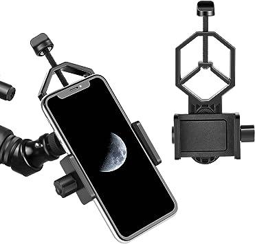 Neewer Universal Soporte para Adaptador de Teléfono Movil para ...