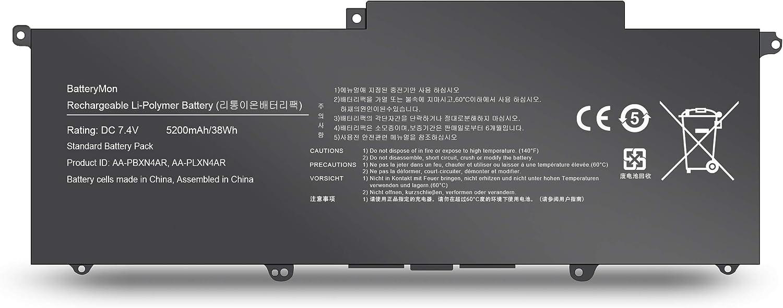 AA-PLXN4AR AA-PBXN4AR Laptop Battery for Samsung 900X3C 900X3C-A01 900X3C-A01AU 900X3C-A01SE 900X3C-A02DE Series Laptop - 7.4V 5200mAh