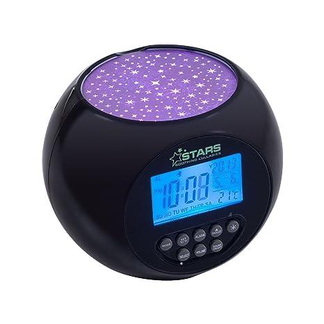 Amazon.com: Northwest Estrellas Proyector y reloj con ...