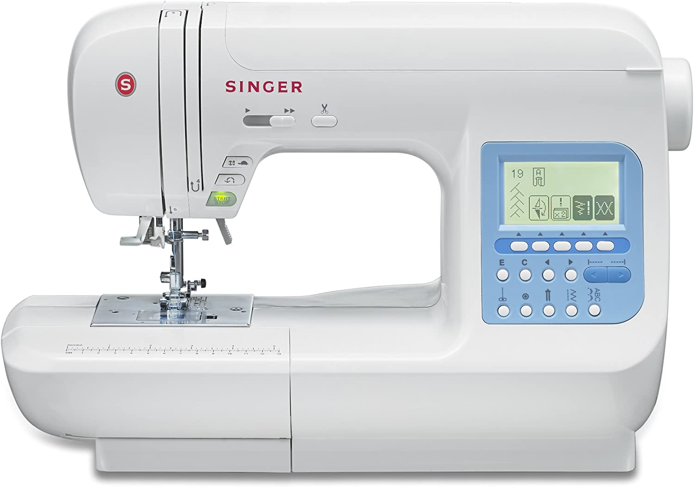 Singer 9970 máquina de Coser computarizada de 600 Puntadas (1000 + ...