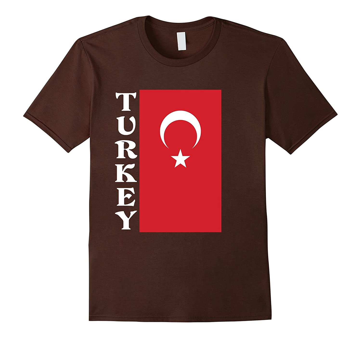 Turkey Turkish Pride Flag T-Shirt-Vaci