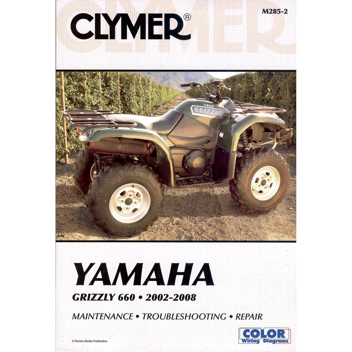 Yamaha Atv Grizzly 660 Wiring Diagram   Wiring Diagram on