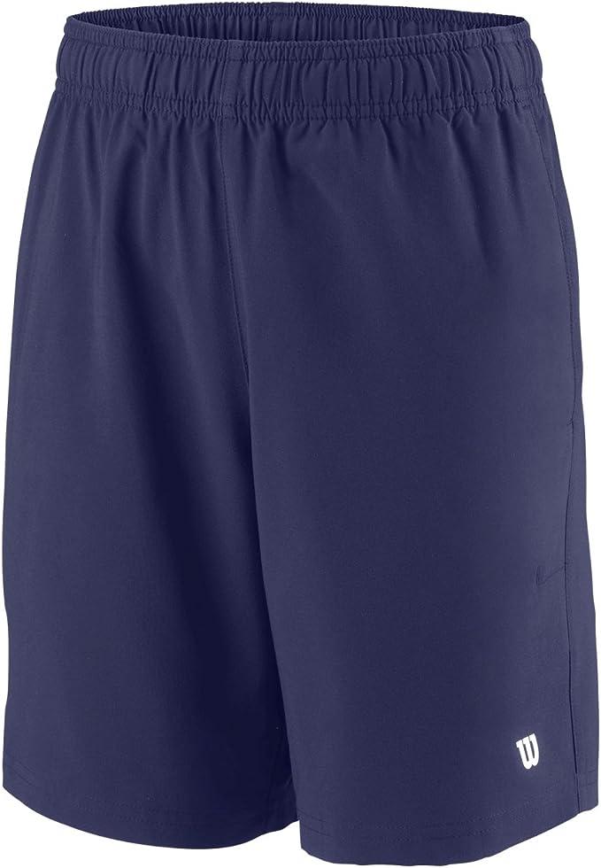 Wilson Pantalón corto de tenis para niño, B Team 7 Short ...