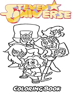 Steven Universe Jumbo Coloring Book Great Coloring Book For Kids