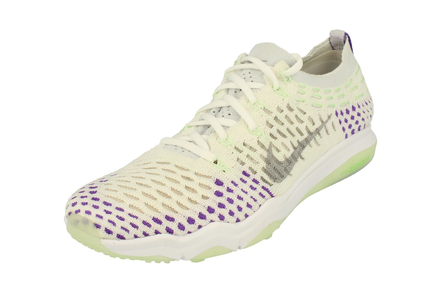 save off 76560 3ff13 NIKE Women s Air Zoom Zoom Zoom Fearless Flyknit Running Shoes B07CYQVZ8S 9  B(M)
