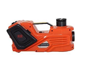 YASI MFG/® Elektrischer Hydraulischer Wagenheber Hydraulikheber 3.5T 15.5-45cm SUV und Auto