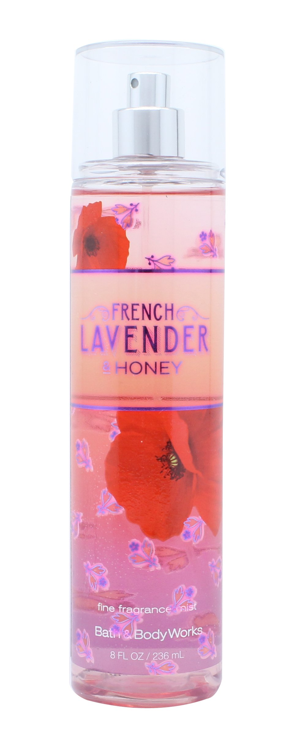 Bath & Body Works French Lavender & Honey Fine Fragrance Mist 8 oz/236 mL